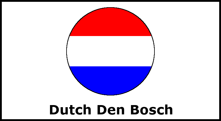 Learn Dutch Den Bosch logo